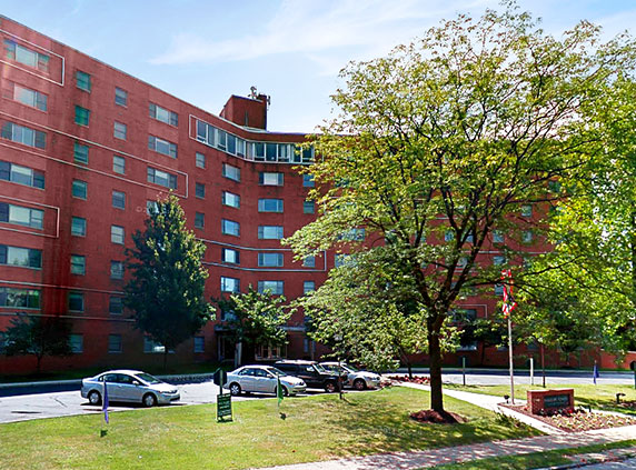 WALDORF TOWERS APARTMENTS IN CLEVELAND HEIGHTS